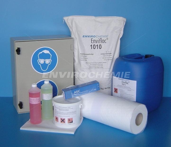 Wir ermitteln die optimalen Flockungsmittel und Additive, damit Sie sicher die erforderliche Wasserqualität erreichen.