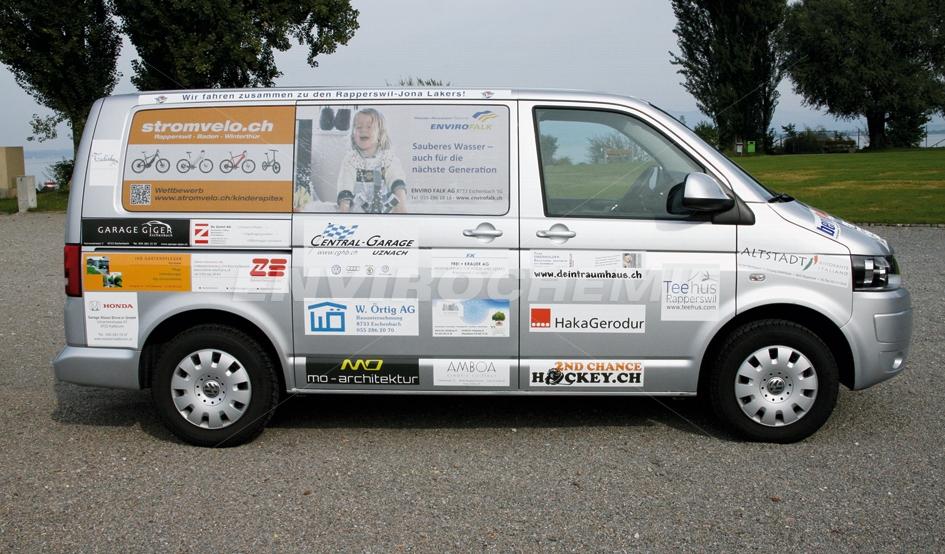 Spitex-Familienbus