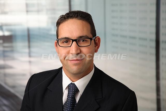 Kontakt EnviroChemie Maghreb<br> Ahmed Rassam,