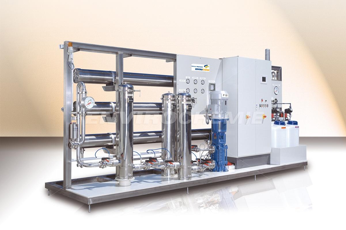 Envopur® Wasseraufbereitung für das