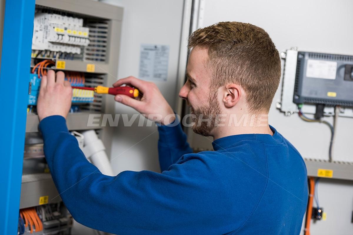 Elektro-Inspektion nach BetrSichV und DGUV Vorschrift 3